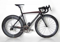 """""""Catania"""" 51 cm Full Carbon Road Bike. Campagnolo Super Record EPS 11 Speed Campy. 50mm-85mm Clinchers"""