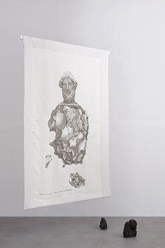 de natura fossilium-textiles - Formafantasma