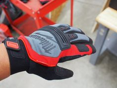 Milwaukee Tool New Milwaukee Work Gloves