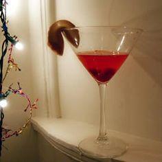 recipe cosmo style pomegranate martini