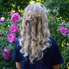 Pin for Later: 34 Flower Braids That Are Far More Beautiful Than a Bouquet