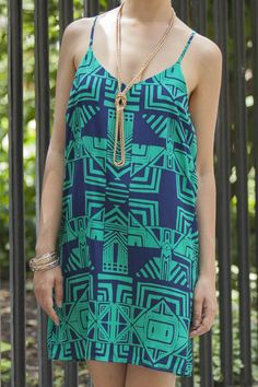 Mayan cami dress, casual fashion, available at y&i clothing boutique || shopyandi.com