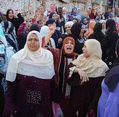 Mahalla strike