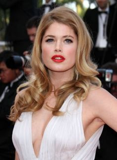 if i could look like anyone else--not saying i want to--it would be doutzen.