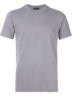 JIL SANDER Crew Neck T-Shirt. #jilsander #cloth #t-shirt