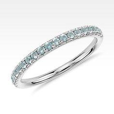 Aquamarine Jewelry - March Birthstone Jewelry | Blue Nile