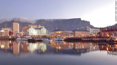 With an 8.43 overall review score, Cape Town secured the top spot on the Travel Smarts study. The city's hotels scored high marks for service and room comfort. Most of the top rated hotels are inexpensive B&Bs and small boutique hotels, says Agoda.