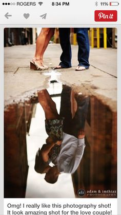 Love this but would def need to have a puddle around lol