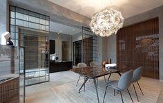 Porte Cabina Armadio Rimadesio : Rimadesio: porte scorrevoli in vetro e alluminio librerie cabine