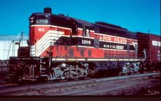 """This is the Chicago Rock Island and Pacific Railroad's """"Route of the Rockets"""" scheme one of my favorites!!!"""