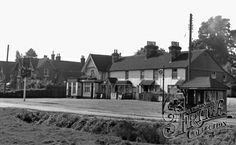 The Holly and Laurel, Holmwood, near Dorking.