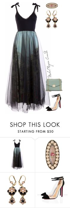 """""""Michal Negrin Canada"""" by marialibra ❤ liked on Polyvore featuring Jennifer Lopez"""