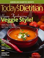 Migraine Headaches - How to Identify Food Triggers and Reduce Debilitating Symptoms -Quotes by colleagues Susan Linke and Susan Buckley in Nov 2012 Today's Dietitian