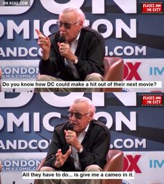 nice point from Mr. Stan Lee