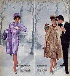 1960 Brigitte Mode Berlin