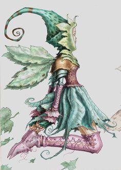 Fairy by Luigi Di Giammarino