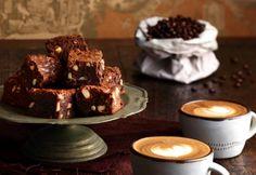 Mocha brownies - Real Recipes from Mums