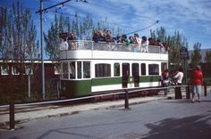 Tram Seaton 1979