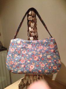 Celeste II door Nancy - blog Madeline De Stoffenmadam (patroon uit 'Mijn tas')