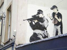 A galeria definitiva de Banksy