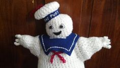 Stay Puft Marshmallow Man (Ghostbusters!)