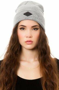 Crooks /& Castles Mens Knit Beanie Hat-Califas
