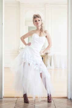 1000+ images about robe de mariée on Pinterest