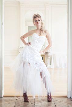 1000+ images about robe de mariée on Pinterest