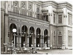 Oxford - The Gezira Palace (E) In 1875 Old Egypt, Cairo Egypt, Old Pictures, Old Photos, Vintage Pictures, Ancient Egypt History, Egyptian Beauty, Visit Egypt, Marriott Hotels