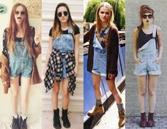 HOW TO STYLE YOUR VINTAGE OVERALL