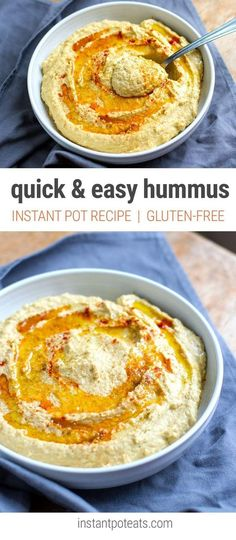 Make chipotle style sofritas at home using your instant pot quick instant pot hummus quick easy recipe vegan gluten free high forumfinder Gallery