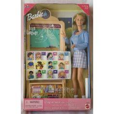 Sign Language Barbie???