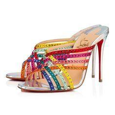 Stiletto Pumps, Pumps Heels, Stilettos, Louboutin Online, Heeled Mules Sandals, Cl Shoes, Next Shoes, Rainbow Sandals, Girls Shoes