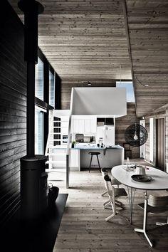 wood interior - Bo Bedre