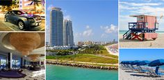 Many of the most luxurious condo buildings in Miami are waterfront units located along the sandy beaches of Sunny Isles, Bal Harbour, and Key Biscayne.