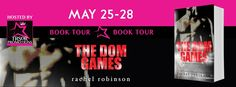 Ramblings From SEKS: ***BOOK TOUR, EXCERPT & GIVEAWAY*** The Dom Games ...
