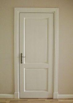 Homemaking is hot!: Drzwi wewnętrzne i opaski drzwiowe