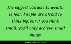 think big achieve big quotes in essays