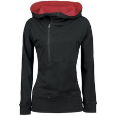 Girls hooded sweatshirt - Girls hooded sweatshirt by Zipped Hoodie - Article Number: 238260 - from 37.99 € - EMP Merchandising ::: The Heavy Metal Mailorder ::: Merchandise Shirts and More