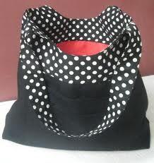 d6abc33f6 Las 46 mejores imágenes de Bolsos de tela | Fabrics, Sewing patterns ...
