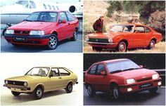 Fiat Tempra, Ford Maverick, VW Passat e GM Kadet  http://noticias.r7.com/carros/fotos/veja-20-carros-nacionais-do-passado-que-ainda-bombam-nas-ruas-de-hoje-20130315-3.html#fotos