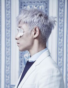 """T.O.P Posts His """"Arena Homme Plus"""" Pictures on Instagram 