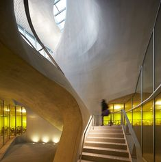 UNStudio's Station Arnhem photographed by Hufton + Crow