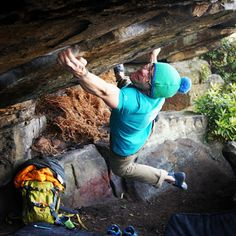 www.boulderingonline.pl Rock climbing and bouldering pictures and news Ethan Walker on Rive