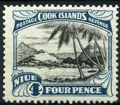 Stamp: Avarua (Niue) (Definitives) Mi:NU 49,Sn:NU 57,Yt:NU 46