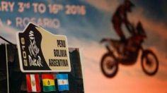 Detalles de la ruta del Dakar 2016 en su paso por Bolivia