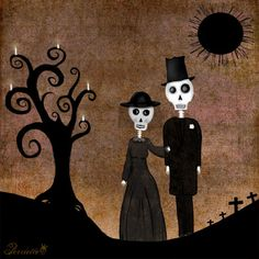 The Undertaker and His Wife