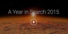 Video: Lo más buscado en Google en Year In Search 2015 http://j.mp/1Pb5FOD |  #Google, #Noticias, #Tecnología, #Trending, #Videos, #YouTube