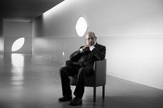 """Álvaro Siza: """"arquitetura não é só construção"""""""