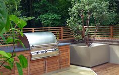 rooftop terrace design | ... terraces design central London :: contemporary designs by mylandscapes